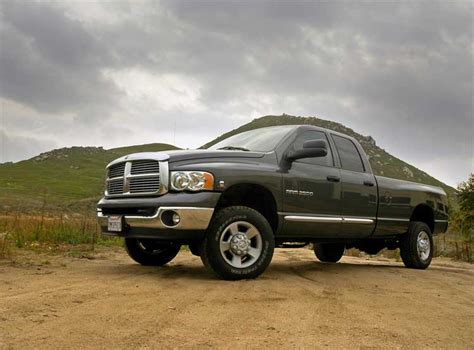 dodge ram 2500 diesel 2007 dodge ram 2500 and 3500 diesels gain estimated 20 63 hp
