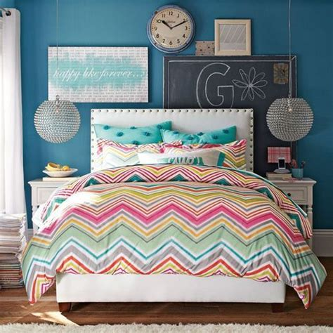 girls chevron bedding rainbow chevron bedding with the coolest lighting i ve