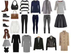 garde robe minimaliste femme la garde robe capsule ou minimaliste fressine le