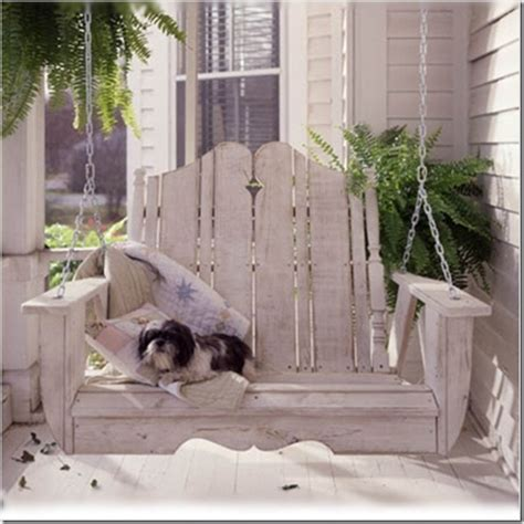 unique outdoor swings how to alter regular porch swing plans for a unique porch