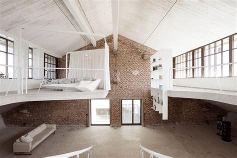 loft architektur loft panzerhalle in salzburg austria by smartvoll