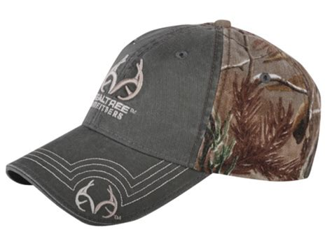 real tree cap realtree outfitters logo cap cotton olive realtree ap camo