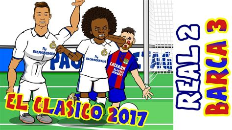 ronaldo juventus 442oons 2 3 the shape of messi real madrid vs barcelona el clasico 2017 goals and highlights
