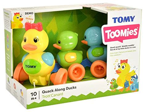 Tomy Duckling Toys tomy quack along ducks buy in uae products in the uae see prices reviews and