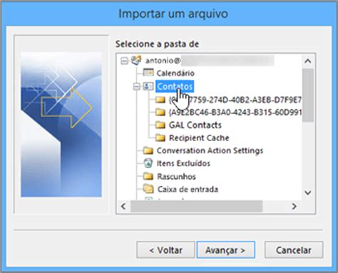 importar imagenes y videos windows 10 importar contatos para o outlook suporte do office