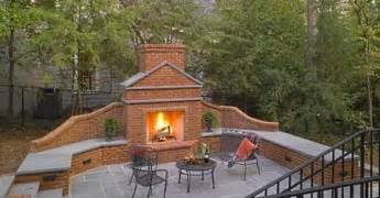 Masonry Outdoor Fireplace Plans Outdoor Masonry Fireplace Designs Real Term Value