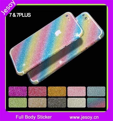 Sticker Fullbody Glitter Metalik Air wholesale jesoy skin glitter sticker cover