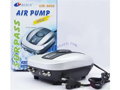 Airpump Resun Ac 9901 resun air 8000 ac air