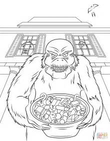free printables coloring pages goosebumps coloring page free printable coloring pages