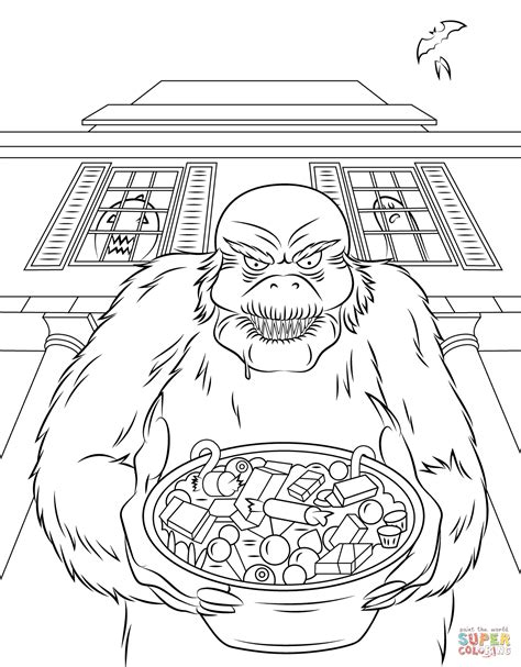 goosebumps coloring pages printable printable goosebumps coloring pages coloring home