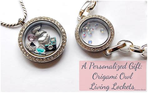 Origami Gifts For Friends - gemstone a personal birthday gift origami owl