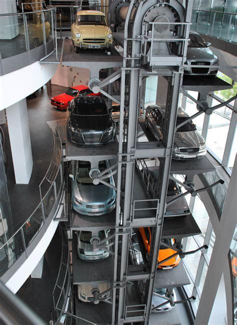 Image Gallery Audi Museum