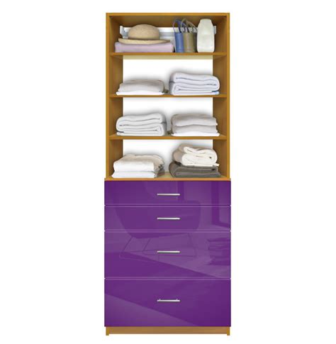 Adjustable Shelves For Closet by Isa Custom Closet Organization 4 Drawers Adjustable