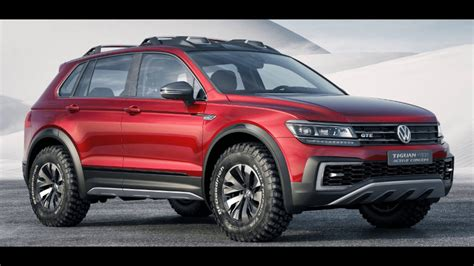 2020 Vw Tiguan by 2020 Volkswagen Tiguan New Details For A New Generation