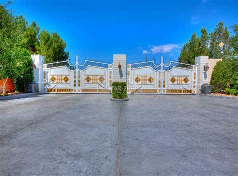 Nv Homes Floor Plans by Wayne Newton S Las Vegas Estate Hits The Market For 70