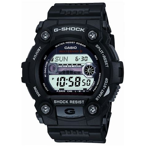 Casio G Shock G 7900 7dr gents casio g shock g rescue alarm chronograph gw
