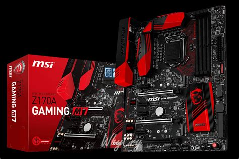Motherboard Msi Z170a Gaming M7 Lga1151 Z170a Ddr4 msi z170a gaming m9 ack z170a gaming m7 and z170a gaming m5 motherboards unveiled ddr4 boost