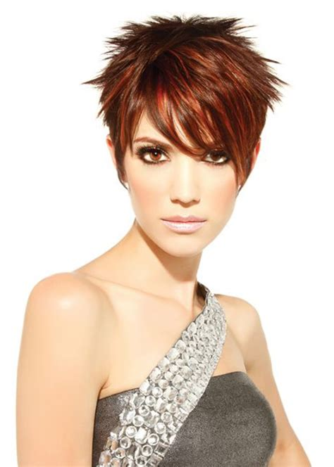 spikey pixie style classy hairstyle for women over 50 how to style