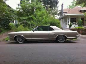 1964 Buick Rivera Parked Cars 1964 Buick Riviera