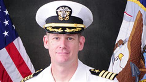 Kaos Captain Navy 01 navy commander at guantanamo bay fired