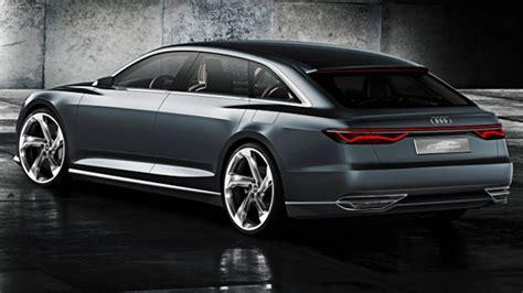 Audi A8 Kombi Preis by Audi Prologue Avant So K 246 Nnte Ein Audi A8 Avant Aussehen