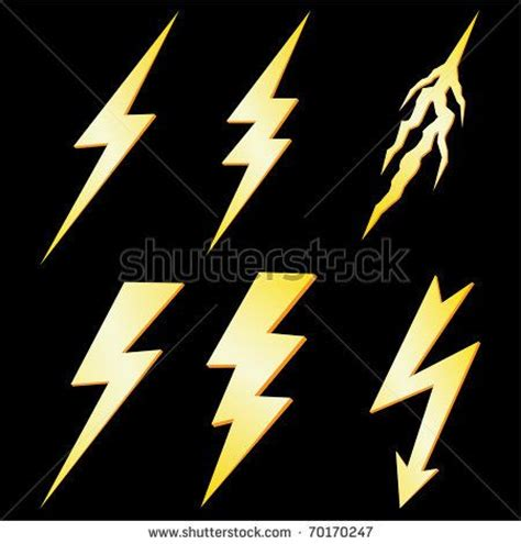 lightning bolt tattoo designs but lightning bolt for althea and althea