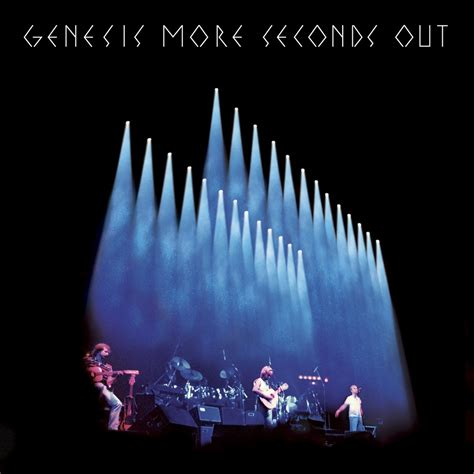 genesis albums free seconds out 1977