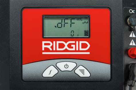 a frame cable fault locator ridgid 56613 a frame underground cable fault locator and