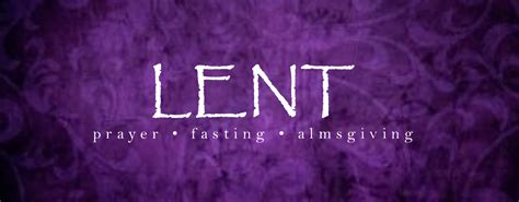 Lenten Journey Images