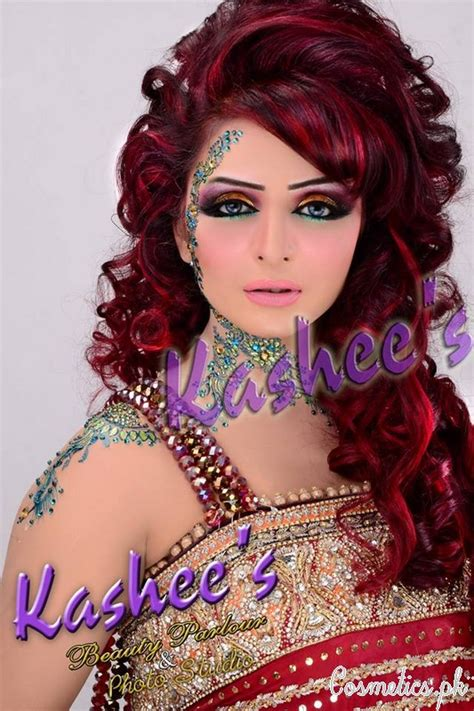 hairstyles kashees bridal hairstyle by kashee s beauty parlour 2015