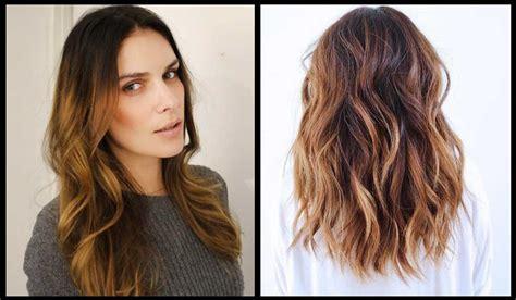 pelo 2016 color cortes nuevos colores de pelo de moda color de pelo las mejores