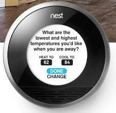 Lowe's Nest Learning Thermostat