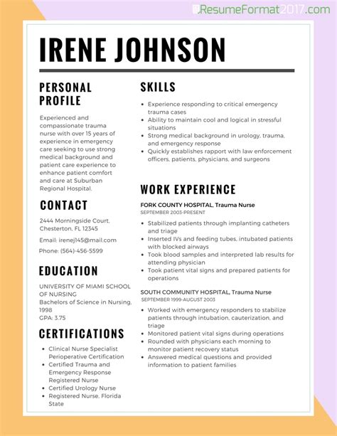 simple resume template 2017 simple resume template 2017 resume builder