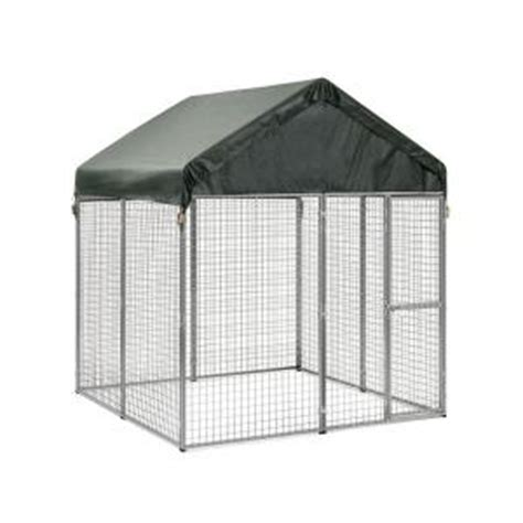 kennels home depot shelterlogic kennel from home depot lowes pets fencing outdoor