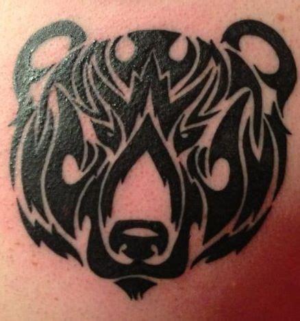 tattoo tribal bear 17 best images about bear tattoo justin on pinterest