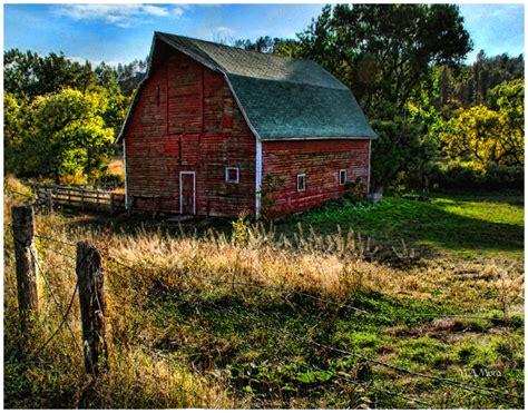 the barn landscape barns landscape rural photos nebraska visions