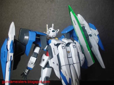 1144 Hg 70 00 Raiser Condenser Type Awakening Of The Trailblazer gundam meisters review hg 1 144 gundam 00 raiser condenser type