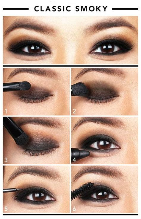 Eyeshadow Tutorial brown eyeshadow tutorials for a more seductive look