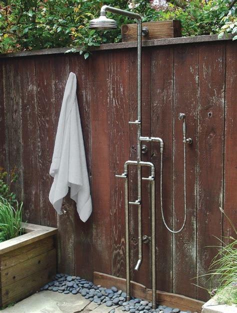 backyard shower simple backyard outdoor shower ideas outdoor shower ideas