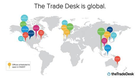 the trade desk ipo the trade desk 2016 q4 results earnings call slides