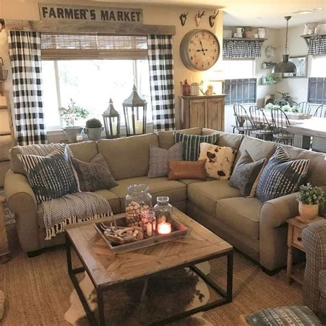 rustic living room decor tjihome 80 rustic farmhouse living room decor ideas farmhouse