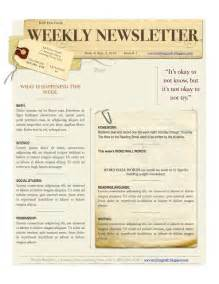 christian newsletter templates free 1000 images about church newsletter on