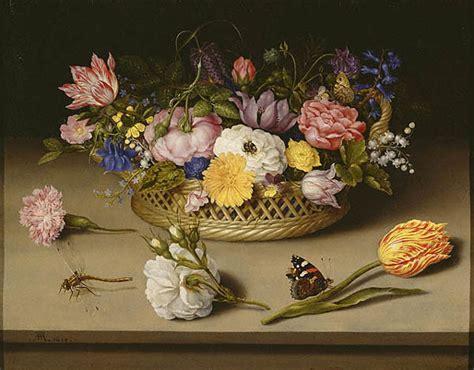 quadri fiamminghi fiori la natura morta nella pittura olandese
