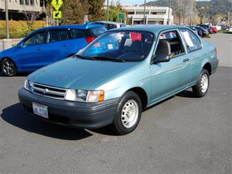 91 Toyota Tercel Toyota Tercel Touchup Paint Codes Image Galleries
