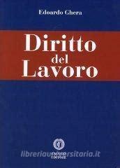 Cacucci Libreria - diritto lavoro ghera edoardo cacucci 9788866110262
