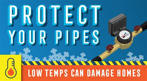 Cold Weather Plumbing Tips by Cold Weather Alert Take 6 Steps To Protect Your Pipes This Weekend