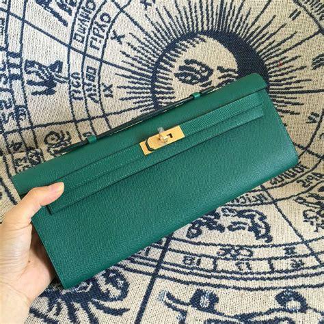 Hermes Lindy Size 31cm new hermes clutch bag z6 malachite epsom calfskin leather
