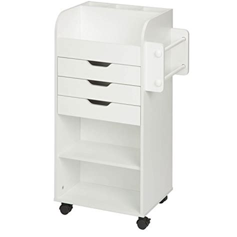 craft storage cart with drawers honey can do crt 06346 rolling craft storage cart with