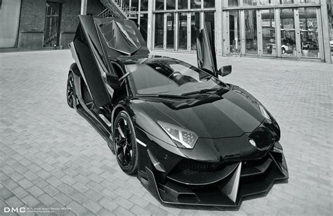 all black lamborghini dmc s 1 000 hp lamborghini aventador goes all black