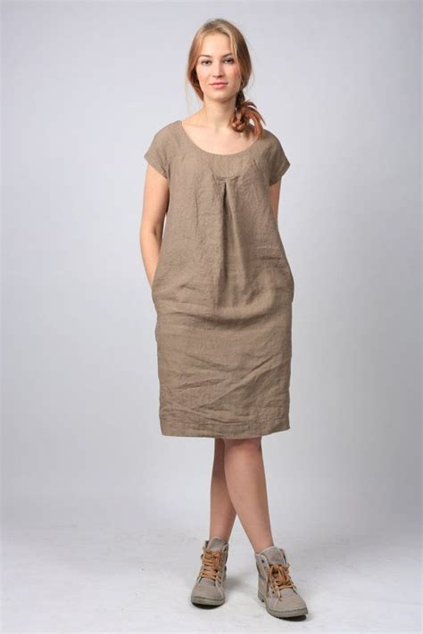 Simple Linen ready to ship linen dress linen summer dress simple linen dress tank top dress linen
